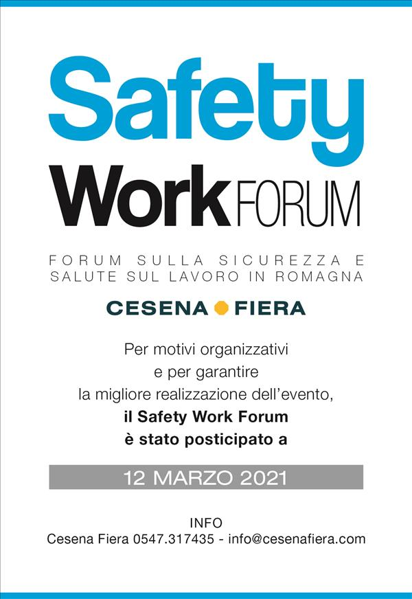 Safety Work Forum